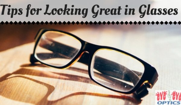 How to Look Great in Glasses