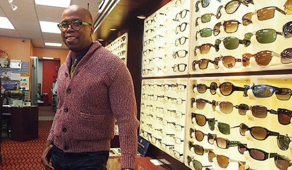 Lower Mills optical shop offers full service and a relaxed vibe