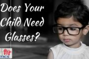 Five Signs that Your Child May Need Glasses